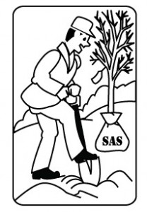 SAS Tree Planter